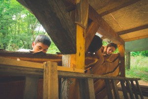 SCI Volunteer camp at Scout Centre Budapest 2014 4